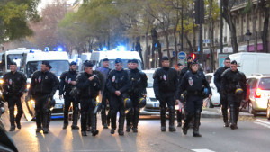 Pariser Alltag Dezember 2015