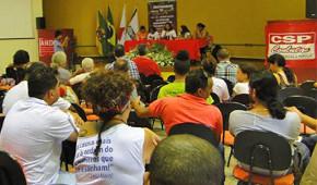 Staudammbruch und Umweltkatastrophe in Minas Gerais - landesweites Seminar Mitte Dezember 2015 in Mariana (Brasilien)