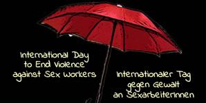 17. Dezember: Tag gegen Gewalt an SexarbeiterInnen
