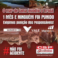 Staudammbruch in Mariana: Das war kein Unfall! (Nov/Dez 2015)