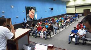 kongress Arbeiterkontrolle in Aragua Januar 2016 - Alternative zum Wirtschaftsnotstand in Venezuela?