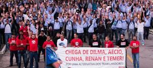 GM Streik Brasilien 24.1.2016