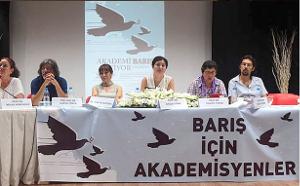 Akademiker*innen für den Frieden (Türkei, Januar 2016/ Sendika.Org)