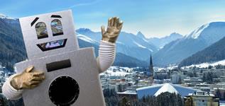 WEF 2016: Roboter für Grundeinkommen – Erklärung von Davos