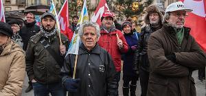 Gewerkschaftsdemo Genf 2015