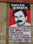 Enver Simsek - im Jahr 2000 vomNSU ermordet