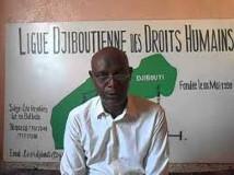 Am 29.12.2015 in Dschibuti verhaftet: Lehrergewerkschafter Omar Ewado
