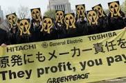 Fukushimaprotest 11.3.2015 am vierten Jahrestag