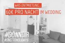 [Berlin] Feierliche Beschlagnahmung einer Ferienwohnung