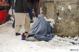 Kabul, Januar 2005 (rawa.org)