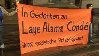 In Gedenken an Laye Condé - Stoppt rassistische Polizeigewalt