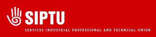 Gewerkschaft SIPTU im Januar 2016: Referendum gegen Wasserprivatisierung in Irland gefordert