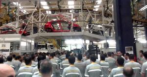 Renault Bursa - selbstorganisierte Betriebsversammlung 19.1.2016