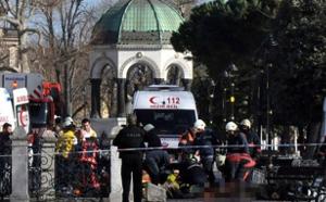 Selbstmordattentat in Istanbul: 12. Januar 2016 (Sendika.Org)