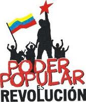 Plakat der revolutionären Basisbewegungen in Venezuela im Januar 2016