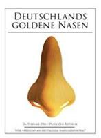 Die sieben Goldenen Nasen des deutschen Rüstungsexports von Aktion Aufschrei - Stoppt den Waffenhandel!
