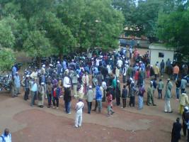 Generalstreik Guinea am 16.2.2016