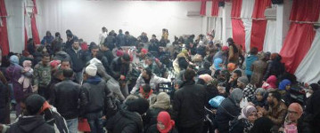Hungerstreik in Tunis: Jan/Feb 2016