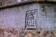 Recht auf Stadt-AG in und bei Interventionistische Linke (IL): Welcome to stay heißt Wohnraum für Alle!