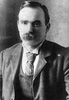 James Connolly - Organisator des Osteraufstandes 1916 in Irland