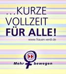 Frauentag 2016: ver.di-Schwerpunkt Arbeitszeit