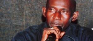 Sheriff Dibba, Vorsitzender der Transportgewerkschaft - im Gefängnis getötet im Februar 2016