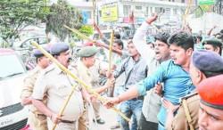 """RSS """"DEmo"""" in Delhi die Mörderbande macht sich in Indien immer breiter"""