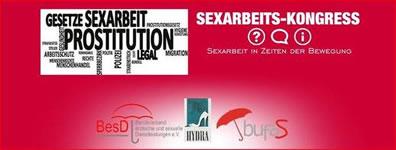 """Kongress """"Sexarbeit im Zeichen des ProstituiertenSchutzGesetzes"""""""