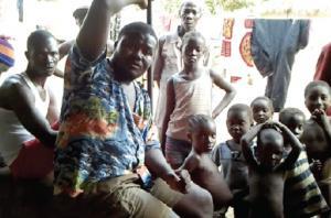 Wie alles begann: Proteste gegen Landenteignung Sierra Leone 2011