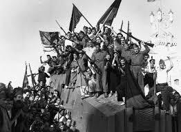 CNT ruft die Arbeiter Barcelonas zu den Waffen - November 1936