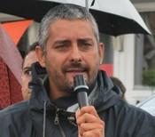 Aus der italienischen Metallgewerkschaft FIOM ausgeschlossen - Sergio Bellavista am 6.4.2016