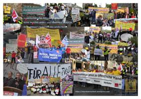 Gewerkschaftlicher Aktionsausschuss — KEINE PREKÄRE ARBEIT UND TARIFFREIE BEREICHE im Verantwortungsbereich des Landes Berlin