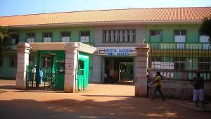 Krankenhausstreik Guinea Bissau 7.4.2016