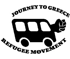 Logo: Refugee Movement Journey to Greece