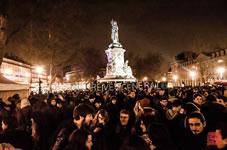 """Frankreich: Die Bewegung """"nuit debout"""" im April 2016"""