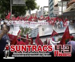 Suntracsdemo Panama City 1.5.2015