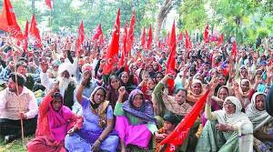 Der letzte Generalstreik in Indien am 2.September 2015 war der bisher grösste der Geschichte - ein Jahr später soll er noch grösser werden