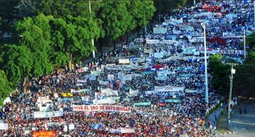 1. Mai 2016 in Havanna - die grösste Maidemo der Welt
