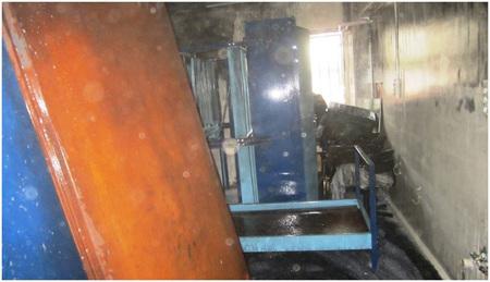 Hatay: Brand im Rückkehrzentrum (2. Bericht des Friedensratschlags Hatay - April 2016)