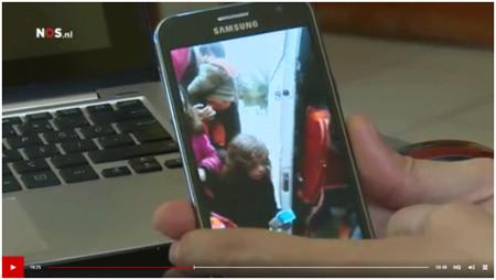 Beitrag im niederländischen staatlichen Fernsehen mit einem Video über die zwangsweise Abschiebung von Syrer*innen aus Hatay (2. Bericht des Friedensratschlags Hatay - April 2016)