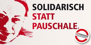Krankenversicherung: solidarisch statt pauschal!