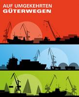 Auf umgekehrten Güterwegen. Berlin – Duisburg – Rotterdam: Vernetzungsreise der Rosa-Luxemburg-Stiftung soll Organisierungsprozesse von Beschäftigten durch Informationsaustausch anregen
