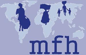 Logo: Medizinische Flüchtlingshilfe Bochum