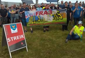 12.7.2016: Amazon-Mitarbeiter legen am Prime-Day die Arbeit nieder