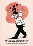 """FAU-Broschüre: """"Ich will mein Geld!"""" - Tipps und Tricks, um Honorare einzutreiben"""