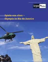 iz3w 353: Spiele von oben - Olympia in Rio de Janeiro