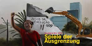 """""""Spiele der Ausgrenzung"""" - Kritischer Blog zu Olympia von KoBra"""