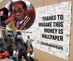 Proteste in Simbabwe