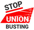 [DGB-Kampagne] Stop Union Busting