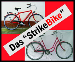 Das Strike-Bike